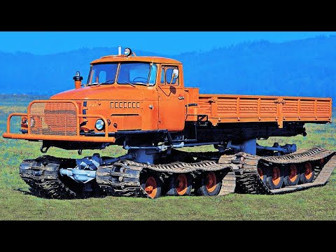 12 Insane Off Road Monsters You Didn\'t Know Existed  (All-Terrain Machines)