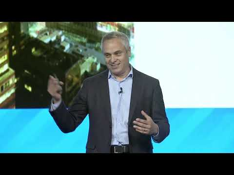 Transparency19: Keynote with Brad Stone