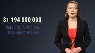 Кому Россия даёт деньги и кому списывает долги