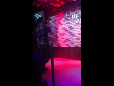 Karaoke Goes wrong Diva Style...