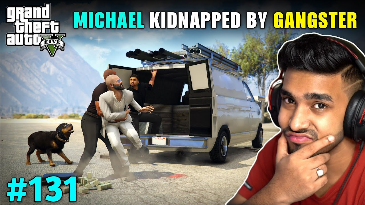THE END OF MICHAEL ? | GTA V GAMEPLAY #131