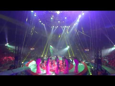 Hiten circus. China. 2017