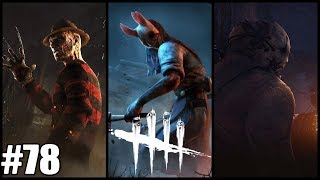 Dead By Daylight | PS4 Online Gameplay #78 (No Commentary)