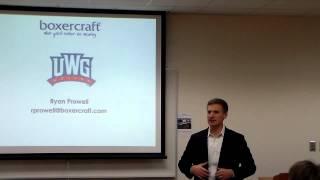 Ryan Prowell - Boxercraft, Inc. Oct 24th Spmg 3670 Uwg - 4