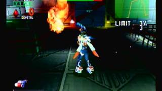 Burning Rangers - Gameplay+Intro (Sega Saturn)