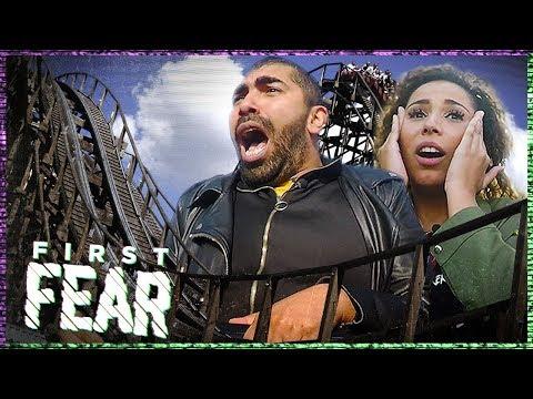 SJAAK KOTSMISSELIJK in ACHTBAAN | FIRST FEAR