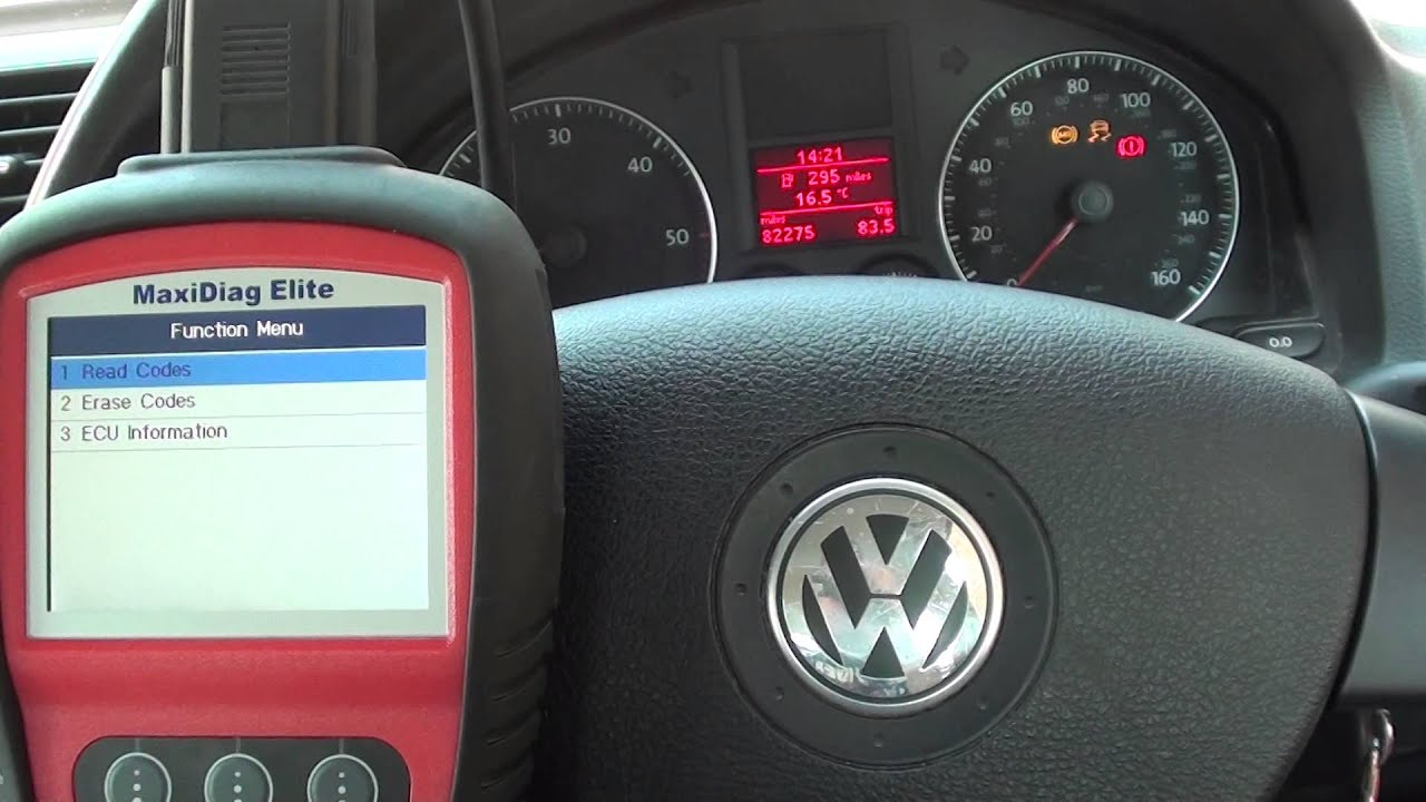 Watch How I Diagnosed My Abs Light On Vw Jetta Youtube 2008 Beetle Fuse Box Removal