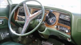 John Wayne's personal 1972 Pontiac Grand Safari Wagon