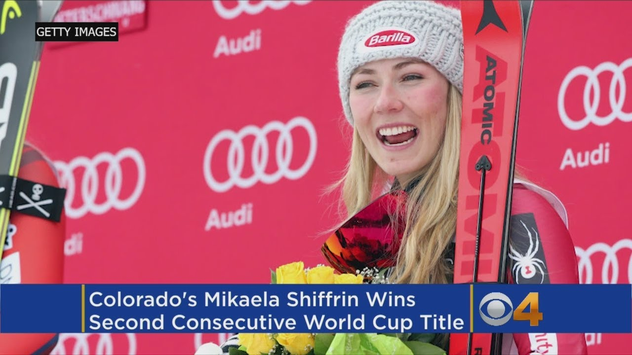 Mikaela Shiffrin Wins Overall World Cup Title - Again