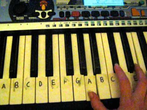 Rockstar (Emily Kinney) -Piano Tutorial