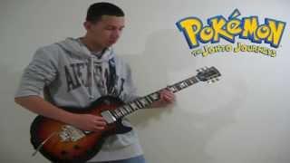 Pokémon Guitar Medley - All Pokemon Themes Guitar Medley