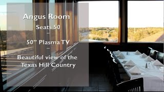 Steiner Ranch Steakhouse - Angus Room - Austin Wedding Day Style