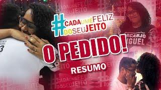 Baixar O PEDIDO DE CASAMENTO - Sirlene Cristina & Márcio Souza (resumo)