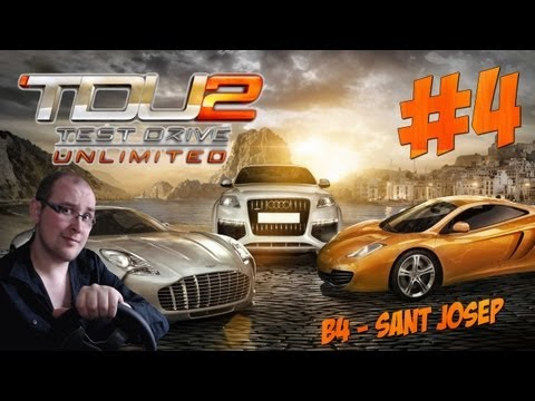 Test Drive Unlimited 2 | Let's play #4: Championnat B4 - Sant Josep