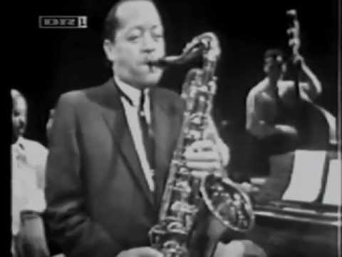 Higginbotham 1958-9-25 Art Ford-13+14 + Lester Young + Coleman Hawkins - Mean To Me + Symphony Sid