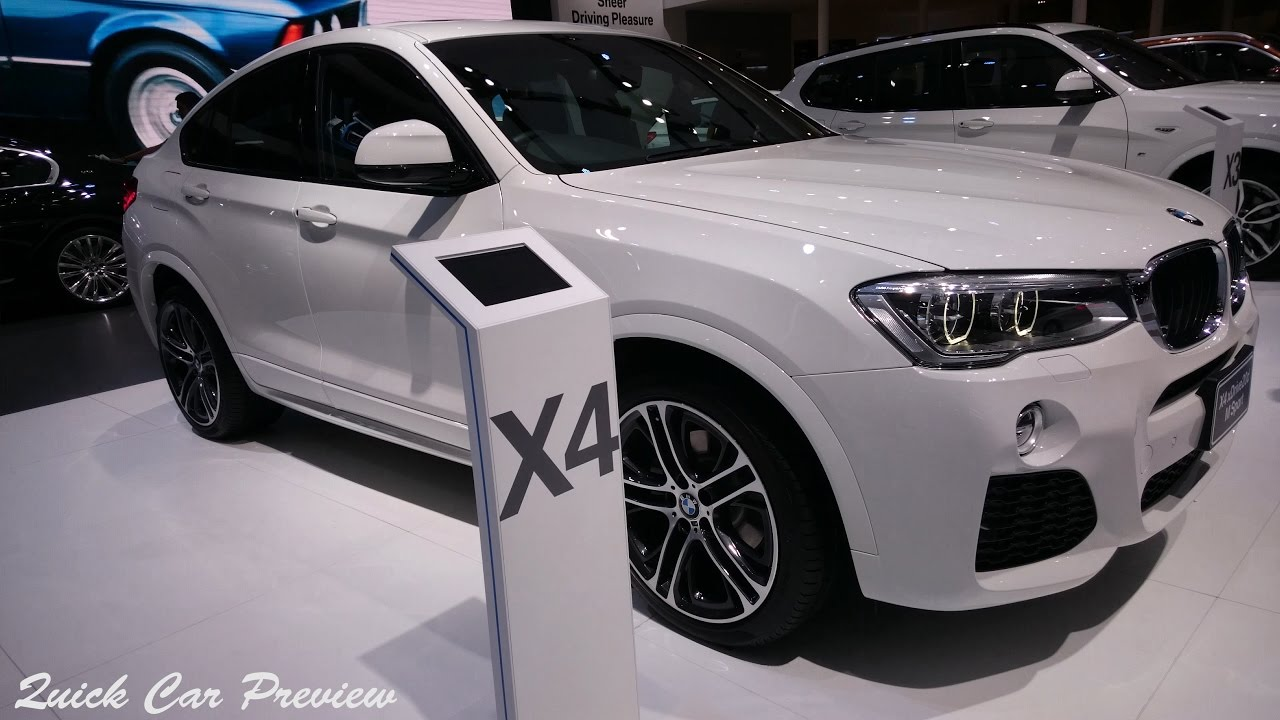 quick preview 2017 bmw x4 20d m sport youtube. Black Bedroom Furniture Sets. Home Design Ideas