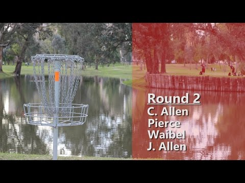 Memorial Championships Presented by Discraft: Cat Allen, Paige Pierce, Melody Waibel, Jennifer Allen
