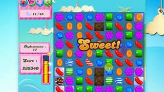 Candy Crush-Level 1163
