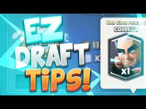 12-0 EASY FIRST TRY! - MAGIC ARCHER DRAFT TIPS & UNLOCK