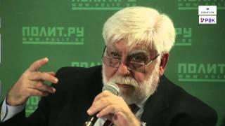 Ениколопов С.Н., лекция: