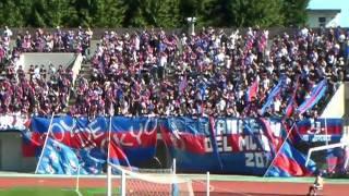 2010年10月11日 対北九州 正田スタ.