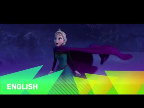 Frozen:Let it go - North American Languages