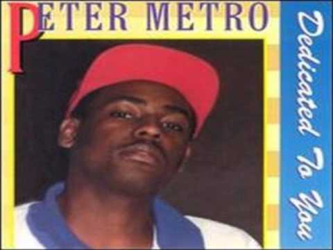 Peter Metro & Lady Anne-Bossnova (Dedicated To You 1994 Grapevine Records)