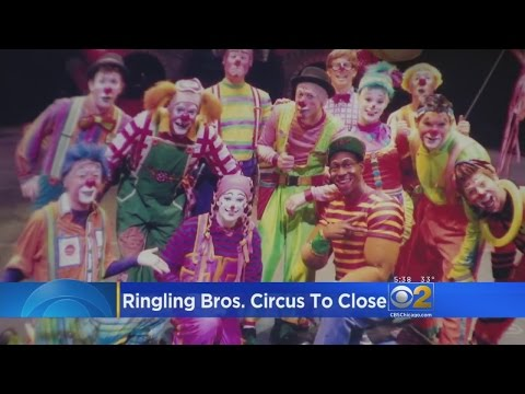 People React To The Closing Of Ringling Bros Circus