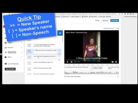 How To Edit Auto-Generated Captions On YouTube