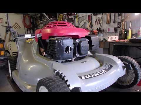 Honda HRB215 Reconditioning Part 2