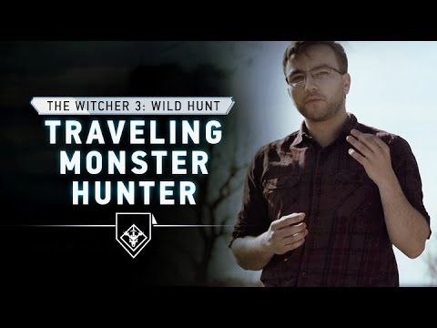 The Witcher 3: Wild Hunt - Traveling Monster Hunter