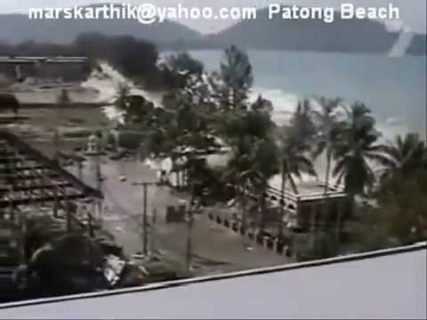 Real tsunami in indonésia  2004 - day of catastrophe