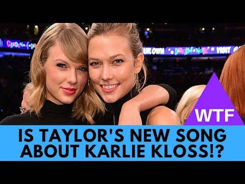 Thumbnail: WTF! Taylor Swift's Song 'Dress' About Karlie Kloss (EVIDENCE)?!