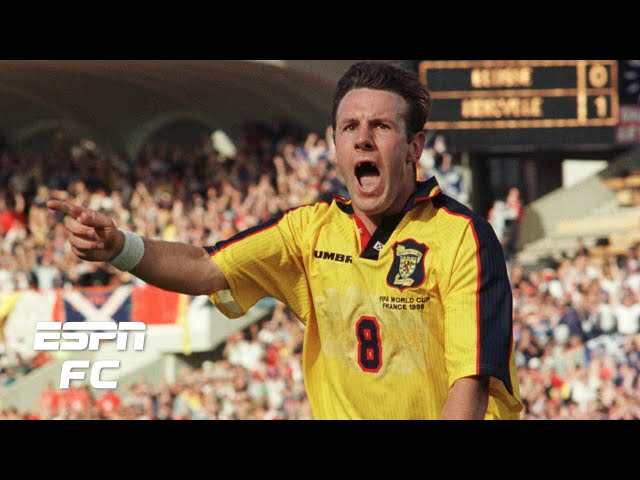 Will Craig Burley still have Scotland's last tournament goal after Euro 2020? | Extra Time | ESPN FC