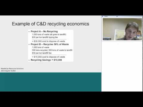Construction and Demolition Waste Management: Improving Environmental Practices | Marshall Fisher