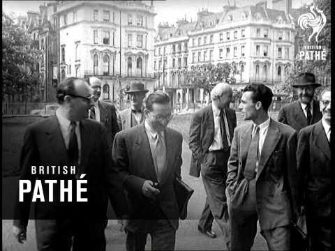The Problem Of Malta (1955)