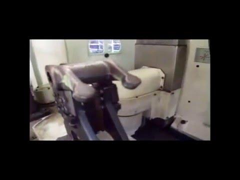 NC Deburring Machine /Casting parts deburring