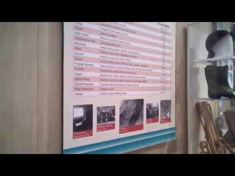 Hoover Dam Visitor Center Exhibit Gallery