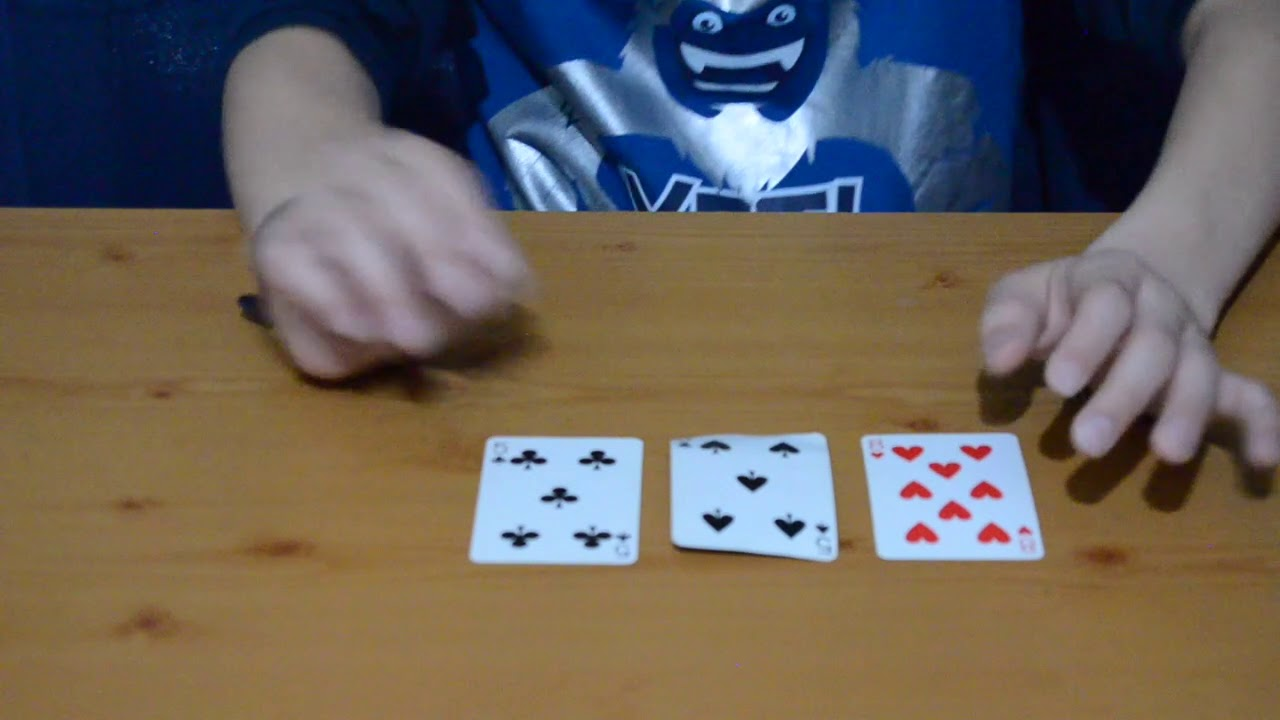 two easy card tricks for beginners  youtube