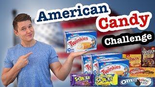 American Candy Challenge (10.000+ Kalorien) thumbnail