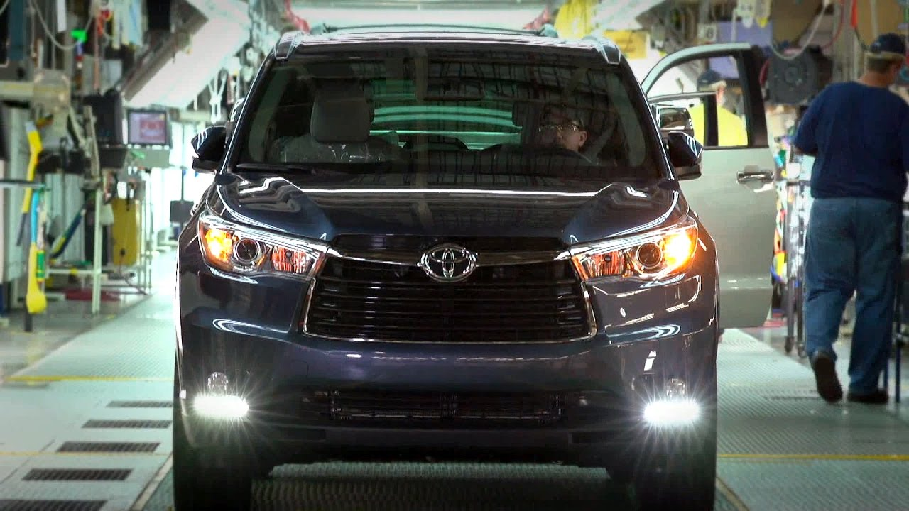 Wonderful Toyota Motor Manufacturing, Indiana (Highlander, Sequoia And Sienna)