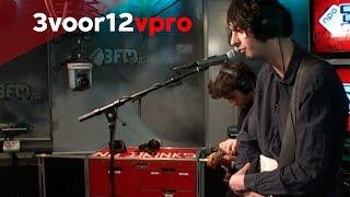 Interview met Tubelight Live bij 3voor12 Radio