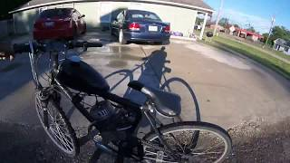 40 Mph Easily on Motorized Bicycle Zeda  Subscribe and Turn Notifications on Please