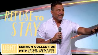 Live the Life God Created for You   Sermon by Pastor Erwin McManus