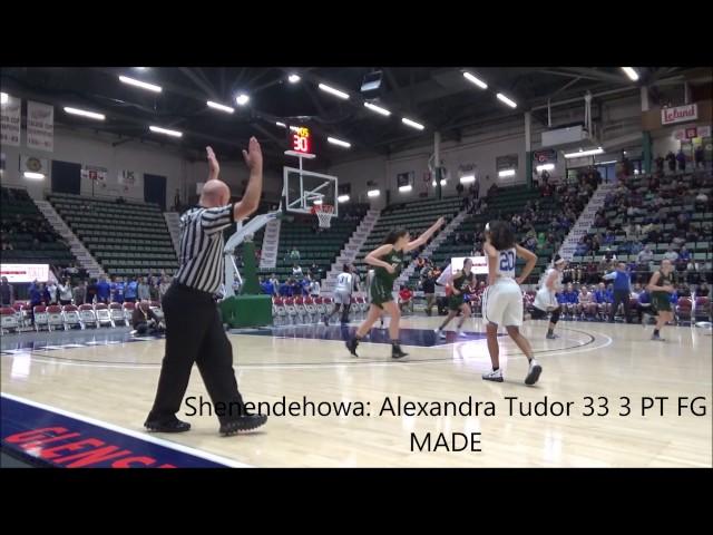 Game Highlights Girls' Varsity: Shenendehowa vs Shaker