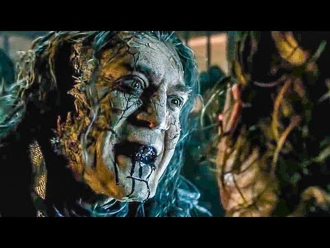 PIRATES OF THE CARIBBEAN 5: Dead Men Tell No Tales Trailer (2017)
