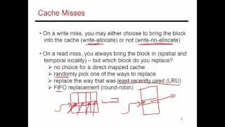Video 68: Cache Policies, CS/ECE 3810 Computer Organization