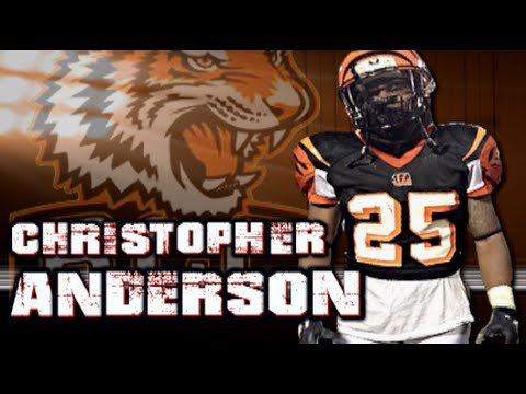 5'10 195 | RB | Christopher Anderson : Riverside City College : Highlights