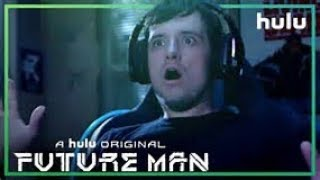 Future Man Trailer (Official) hulu