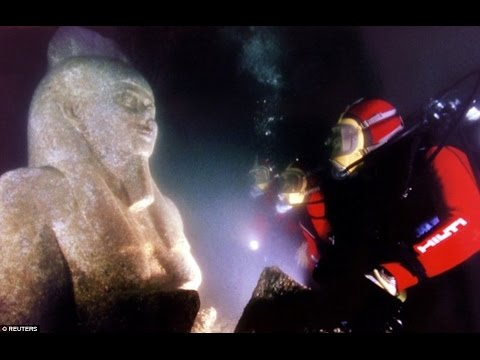 egypt's-atlantis-sunken-cities-to-go-on-show-1,000-years-waters-of-the-nile-delta